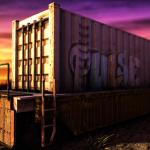 Cargo Train01